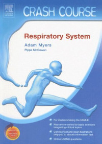 Crash Course (US): Respiratory System: With STUDENT CONSULT Online Access, 1e